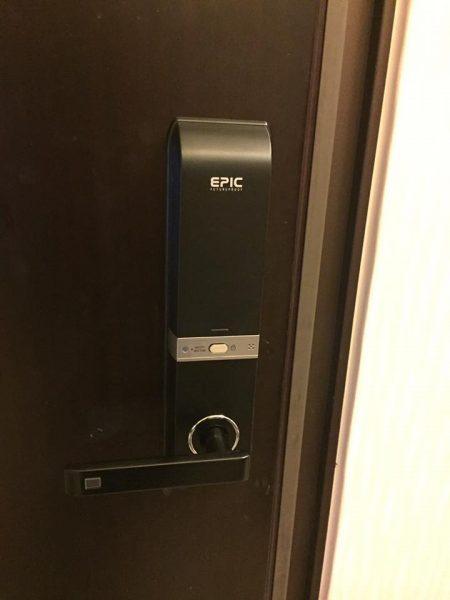 EPIC 3合1電子鎖-內