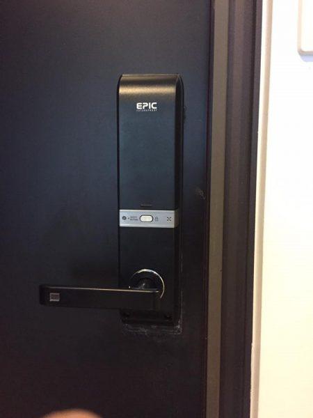 EPIC 3合1電子鎖